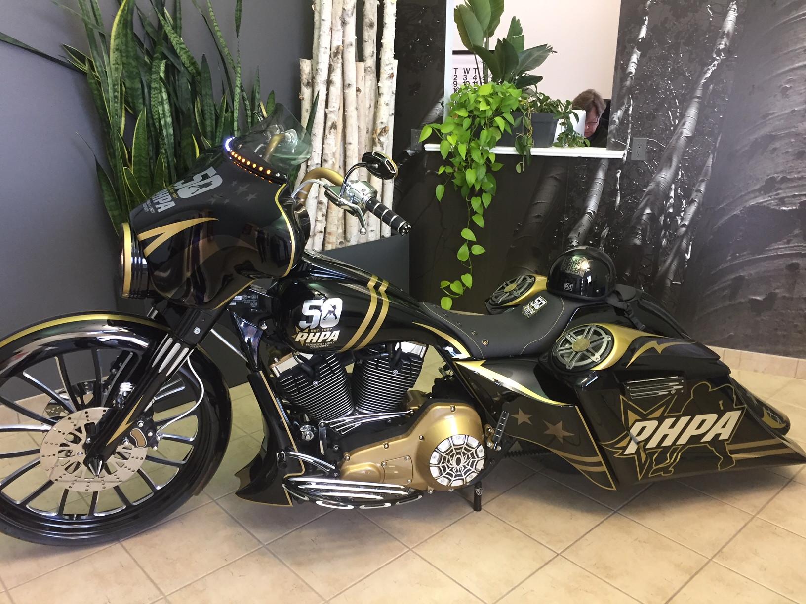 PHPA Harley